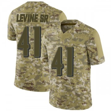Youth Nike Baltimore Ravens Anthony Levine Sr. Camo 2018 Salute to Service Jersey - Limited
