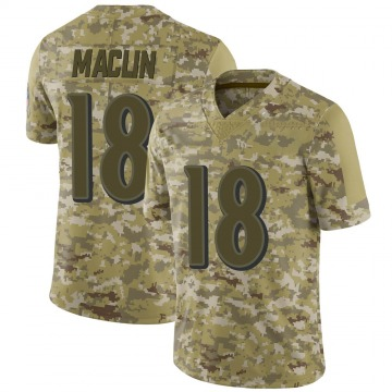 Youth Nike Baltimore Ravens Jeremy Maclin Camo 2018 Salute to Service Jersey - Limited