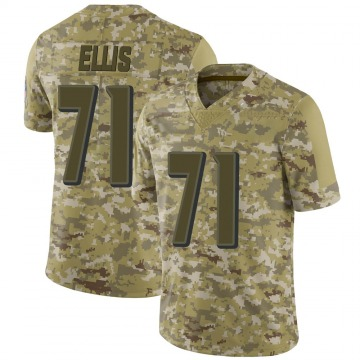 Youth Nike Baltimore Ravens Justin Ellis Camo 2018 Salute to Service Jersey - Limited