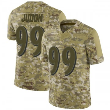 Youth Nike Baltimore Ravens Matthew Judon Camo 2018 Salute to Service Jersey - Limited